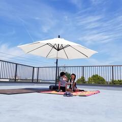 ピクニック/屋上ランチ/屋上ライフ/屋上/屋上テラス 今日はまたとってもオテンキガ良かったので…