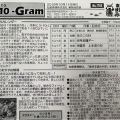 水産🐟情報紙/仙台市場情報紙 今日は🍄キノコの日🍄 近くのスーパーで…(2枚目)
