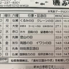 水産🐟情報紙/仙台市場情報紙 おはょ━ヽ(`・ω・)ノ━ぅ!!  …