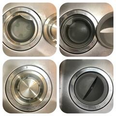 キッチン/キッチン排水溝 キッチンの排水プレート・カゴをステンレス…