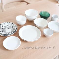 イッタラ iittala ティーマ ターコイズ 016254 ボウル 15cm   イッタラ(鉢、ボウル)を使ったクチコミ「我が家のスタメン食器。  食器はシンプル…」(1枚目)