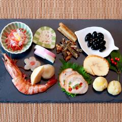 おせち料理/お正月/ニトリ/フード 今年のおせち❣️  おせち料理をちょこち…