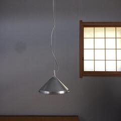 ペンダント/照明/製作/住まい/DIY S-room リノベーション 製作ペンダ…