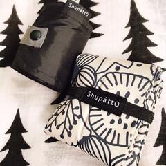 シュパット ドロップ/シュパット/Shupatto/エコバッグ/雑貨/暮らし エコバッグのこだわり。  小さく薄く畳め…