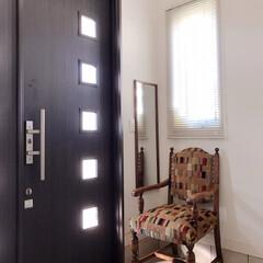玄関インテリア/家具/椅子 /アンティーク 大正から昭和初期にかけて 洋館で使用され…