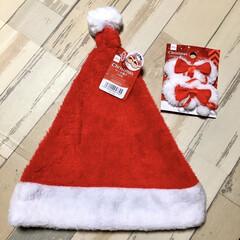 男の子ママ/女の子ママ/サンタコス/クリスマス雑貨/サンタ帽/こどものいる暮らし/... 今日は午後から子連れで クリスマスイベン…