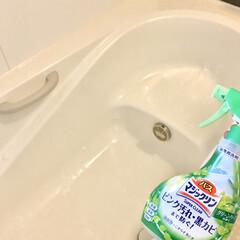 ラク家事/バスタブ/リクシル/浴室/浴槽掃除/便利グッズ/... おすすめ掃除グッズのご紹介♪  毎日の浴…