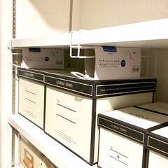 シンデレラフィット/便利グッズ/モノトーン雑貨/雑貨収納/ギフトボックス/シンプルインテリア/... 少し前に、ダイソーのモノトーン紙BOXを…