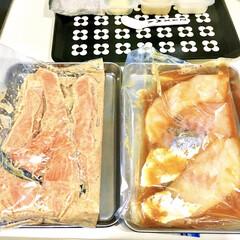 ご飯がススムおかず/焼くだけ/簡単レシピ/ドレッシング/魚料理/下味冷凍/... 最近ハマっているおうちごはんは お肉やお…