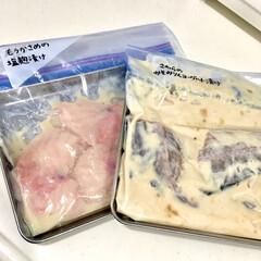 ラク家事/親子丼/ヨーグルト漬け/塩麹/肉料理/魚料理/... うちの定番料理。  週に一度の買い出し後…
