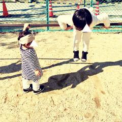 目標達成/きょうだい/兄妹/外遊び/女の子ママ/男の子ママ/... 4歳の息子は最近鉄棒がブームなようで… …
