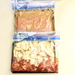 豚こま切れ肉/豚肉料理/ドレッシングレシピ/魚料理/もうかさめ/下味レシピ/... こんばんは♪  毎週土曜に 1週間分の食…