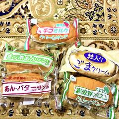 定番/毎年恒例/おすすめ/美味しい/朝ごパン/あんバターサンド/... GWは東北に帰省しています。  毎年楽し…(1枚目)