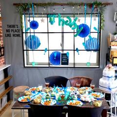 プチプラ雑貨/パーティー装飾/パーティーデコレーション/パーティーグッズ/バースデーフォト/ホームパーティー/... おはようございます♪  フライングタイガ…