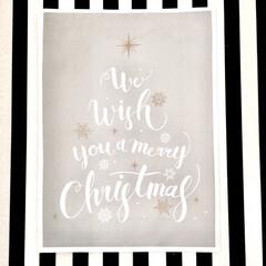 紙袋活用/インテリアポスター/ポスター作り/ポスターフレーム/セリアリメイク/クリスマス雑貨/... クリスマスがやってきた!コンテストに参加…