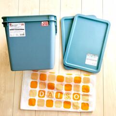 カラーボックス収納/シンプル/衣替え/子供服収納/子ども服/スクエア収納BOX/... 大人のように 衣装ケースに入れるほどの量…