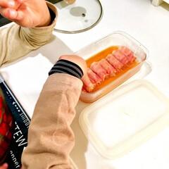 ベーコン巻き/えのきを使ったレシピ/レンジで簡単/レンジ調理/お弁当おかず/おすすめ/... お弁当おかずや、あと一品欲しい時に レン…(2枚目)