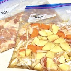 作り置きおかず/豚肉料理/鶏肉料理/肉じゃが/下味レシピ/下味保存/... 最近ハマっているおうちごはんは 下味冷凍…