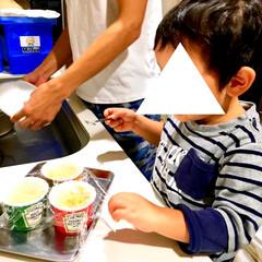 簡単レシピ/甘党/お菓子作り/手作りおやつ/手作り/クッキング/... ハロウィンが近付くと毎年作るのが かぼち…