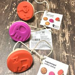 こどものいる暮らし/バレンタインアイデア/手作りクッキー/動物クッキー/クッキースタンプ/フライングタイガー/... バレンタインにおすすめなプチプラ雑貨のご…