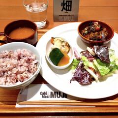 十穀米/選べるデリ/おすすめ/MUJI/カフェ/MUJIカフェ/... 無印良品のカフェをご存知ですか?  自分…