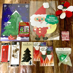 カインズホーム/ラティスフェンス/人工芝マット/お庭DIY/お庭/クリスマス仕様/... クリスマスがやってきた!コンテストに参加…(2枚目)