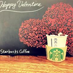 おすすめ/美味しい/チョコレート/ホットドリンク/期間限定/バレンタイン限定/... 楽しみにしていたスタバの バレンタインシ…