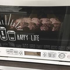 おうち時間/親子で楽しく/こどものいる暮らし/ホットケーキミックス/カントリーマァム風/手作りクッキー/... 我が家の定番料理♡スイーツ編  ホットケ…