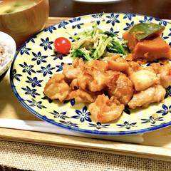ポリ袋レシピ/簡単レシピ/竜田揚げ/お弁当おかず/フライパン料理/揚げ焼き/... 主人や子どもに大好評な鶏の竜田揚げ。  …