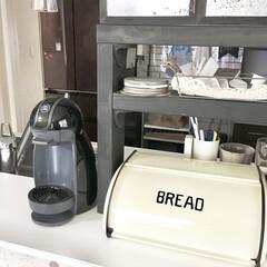 Nestle/ネスレ MD9744-PB ネスカフェ ドルチェグスト Piccolo プレミアム | ネスカフェ ドルチェ グスト(コーヒーメーカー)を使ったクチコミ「こんにちは♪  私のおすすめキッチン雑貨…」