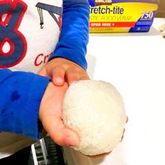 親子で楽しく/お手伝い/年少さん/4歳/息子/手作り/... 今朝、息子のお弁当作りをしていると…  …