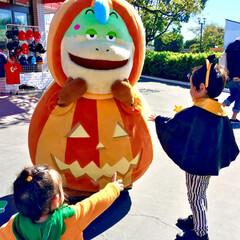 遊園地/モートピア/おすすめ/こどものいる暮らし/かぼちゃロンパース/かぼちゃ/... 3連休最終日は遊園地の ハロウィンイベン…(3枚目)