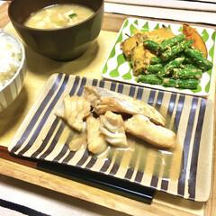 作り置きおかず/晩ごはん/和食/白身魚/たら/魚料理/... 下味冷凍レシピにハマっています。  昨日…