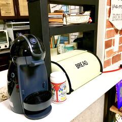 Nestle/ネスレ MD9744-PB ネスカフェ ドルチェグスト Piccolo プレミアム | ネスカフェ ドルチェ グスト(コーヒーメーカー)を使ったクチコミ「わたしのお気に入りコンテストに参加します…」