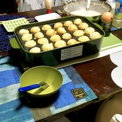 簡単レシピ/こどものいる暮らし/たこ焼き/おしゃれ家電/ブルーノホットプレート/ブルーノ料理/... 今日は子どものリクエストにより ブルーノ…