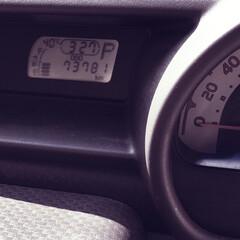 日常のひとこま/車内/夏らしさ/暑い/猛暑/気温/... ヤバくないですか、、、  1時間ほど前(…