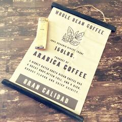 300円/お買い得/カフェ風雑貨/カフェ風インテリア/カフェ風/コーヒー/... めっちゃタイプのインテリアポスターが何と…