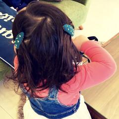 プチプラ雑貨/ターコイズブルー/女の子ママ/子ども用/ヘアアクセサリー/ぱっちんどめ/... プチプラ可愛いハンドメイド雑貨が好きです…