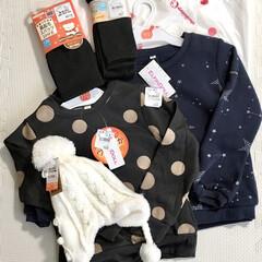 3児ママ/こどものいる暮らし/シンプルデザイン/ベビー服/子ども服/お買い得/... ママさん、西松屋へ急げ〜◎  5歳、2歳…