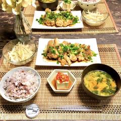ネットスーパー/食材宅配/晩ごはん/ダイソー/油淋鶏/oisix/... 我が家の新定番料理♡ 油淋鶏(ユーリンチ…
