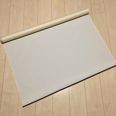 グレーインテリア/ホワイトインテリア/グレイッシュ/簡単DIY/壁紙リメイク/壁紙DIY/... 新しいアイデア記事が公開されました!  …