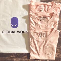 Tシャツ/お揃いコーデ/夏コーデ/兄弟コーデ/兄妹リンクコーデ/こどものいる暮らし/... 5歳、2歳、0歳の子どもがいます。  子…