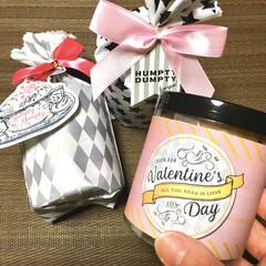 人気商品/モノトーン雑貨/バレンタインギフト/バレンタインラッピング/ハンプティダンプティ/チョコチップクッキー/... 今年用意した友チョコはこちら♪  ハンプ…