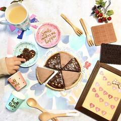 おやつ時間/おやつ作り/簡単レシピ/生チョコタルト/手作りチョコ/バレンタイン/... もうすぐバレンタインということで…  生…
