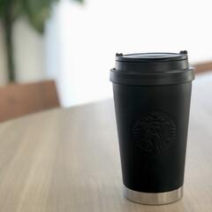 タンブラー/スターバックスコーヒー/スターバックス/スタバ/フォロー大歓迎/キッチン雑貨/... 買ってしまった…!スタバのタンブラー、い…