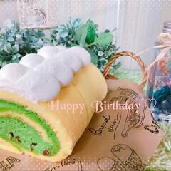 誕生日/ハーバリューム/コストコ Happy  Birthday to f…