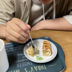 りんごパイケーキ/デザート/コーヒータイム *desert time*  ヤマザキ『…(2枚目)