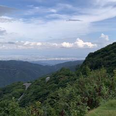 空/好きな景色 *august 13* 〜昼から軽めの登…
