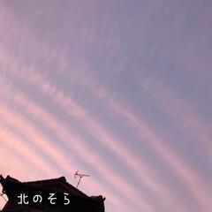 そら/夕やけ/部分日食2020 2020 JUNE 21  のステキな空…