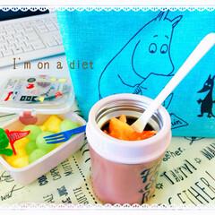 燃焼スープ/ダイエット/おひるごはん *おひるごはん*  燃焼スープ(*´꒳`…